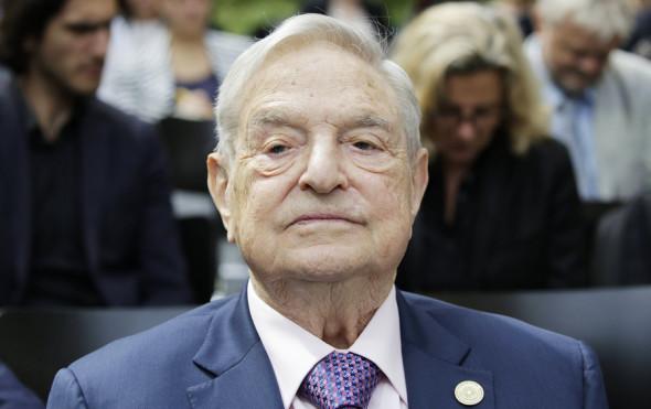 Джордж Сорос призвал ввести налог для богатейших американцев