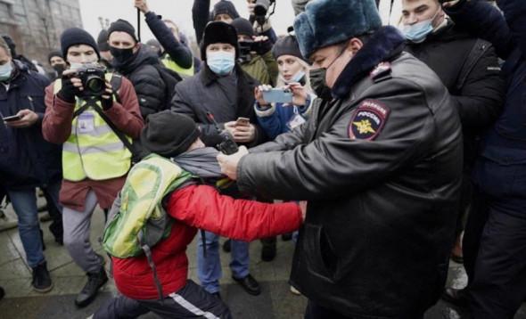 О запрещённых митингах