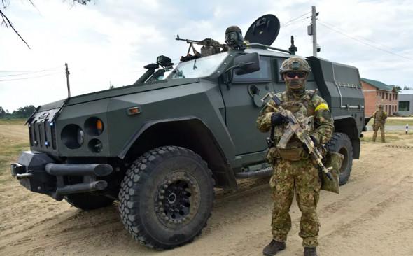 Киев готов воевать. Запад готов его поддержать