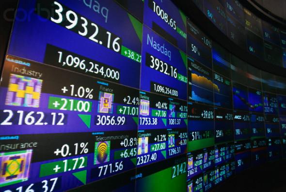 Финмаркет. Фондовые индексы США падают на фоне роста доходности ...