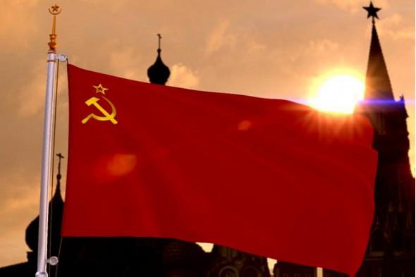 Как бело-сине-красный флаг чуть было не стал флагом РСФСР ...