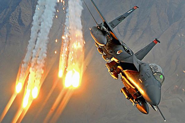 Три неочевидных факта об ударе по Сирии