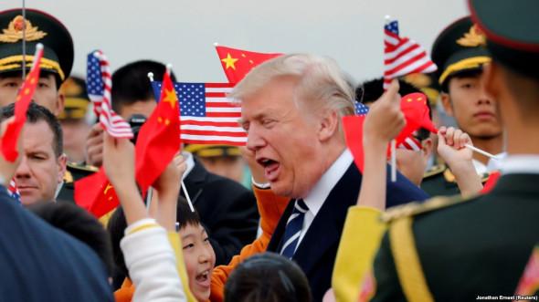 Трамп принял решение о введении пошлин на товары из Китая на сумму $50 млрд