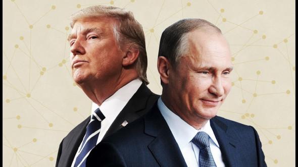 Путин и Трамп в глобальной игре