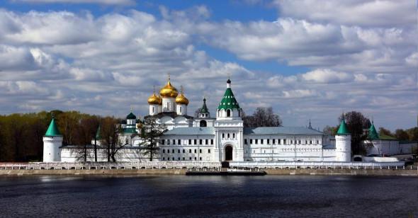 АНДРЕЙ ДЕВЯТОВ: Монастырь «Россия» 16.08.2018