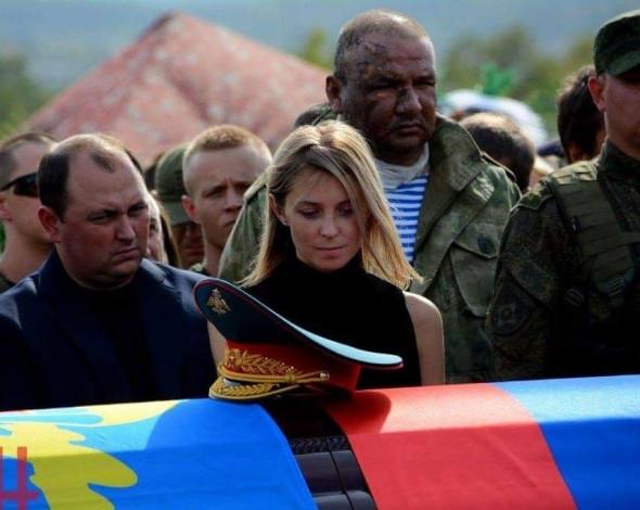 Взорвали не Захарченко, а Украину