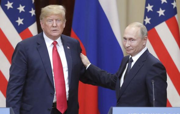 Трамп выполнил главный наказ Путина