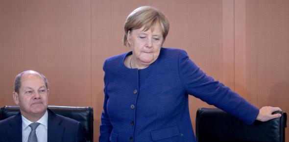 Начало конца Ангелы Меркель