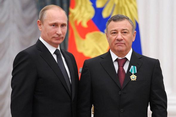 Ротенберг выходит в кэш за счет «Газпрома» и бюджета