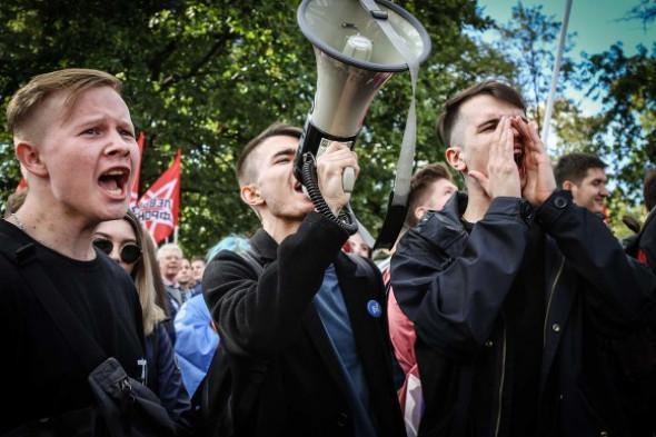 Политический кризис в России неизбежен. В сущности, он уже начался