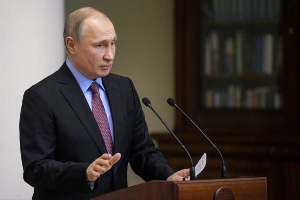 Путин назвал сверхзадачи России