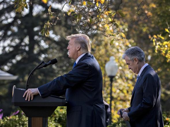 Трамп призвал ФРС напечатать денег для торговой войны с Китаем