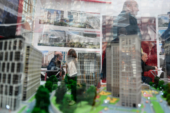 В России рухнула выдача ипотеки