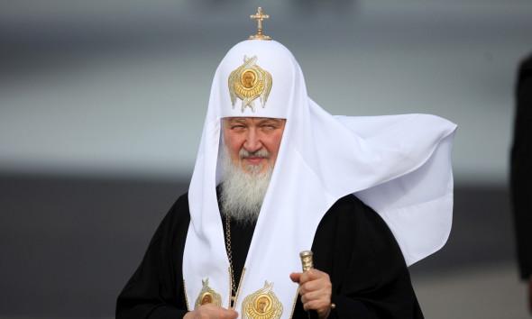 Патриарх Кирилл: «Мы строим в среднем три храма в сутки»