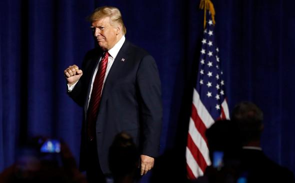 Дональд Трамп заявил о старте президентской кампании