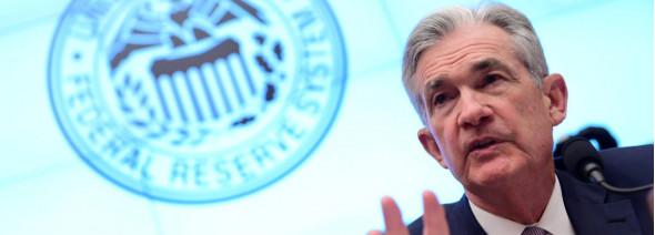 ФРС бросает рынкам «спасательный круг» уже на $165 млрд