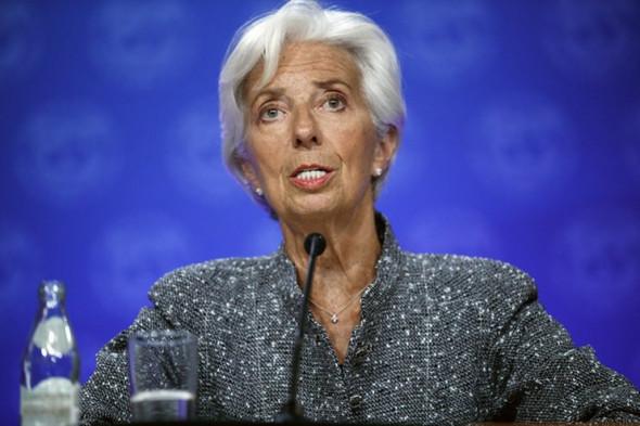 Лагард заявила, что США рискуют потерять роль глобального лидера