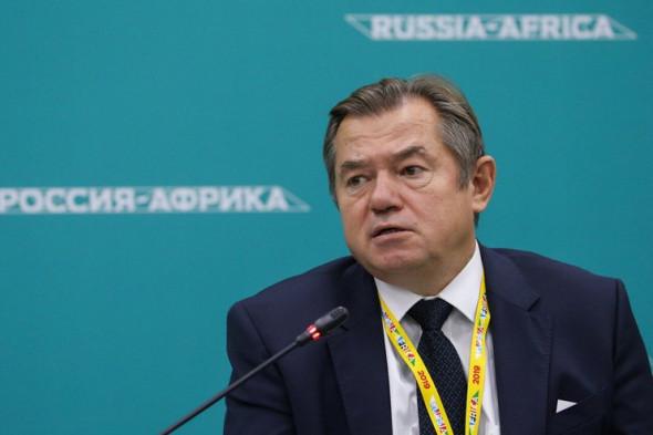 Глазьев заявил о выводе капитала из России в объеме $1 трлн
