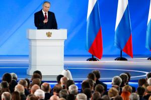 Путин: назрел серьезный разговор о безопасности миропорядка