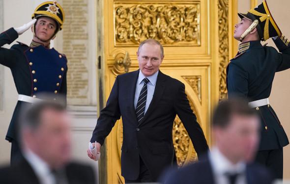 Путин сжигает мосты