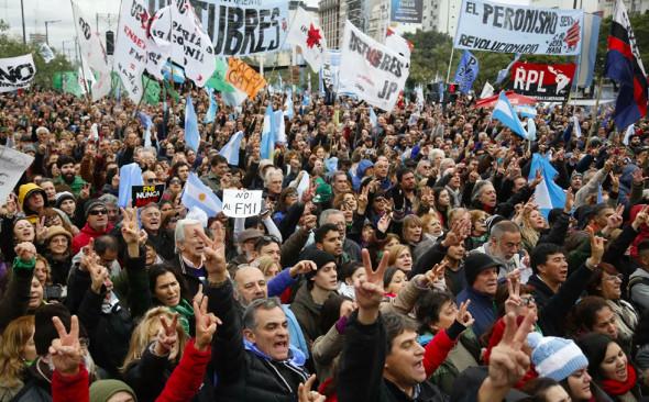 Первый пошел: Аргентина отказалась платить по кредитам МВФ