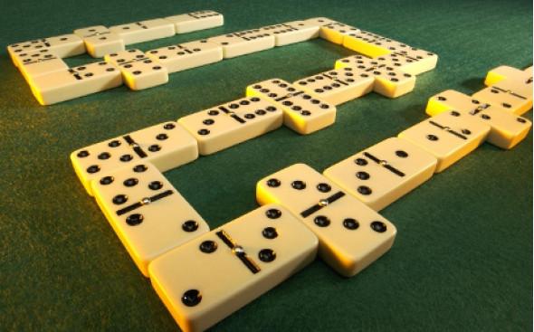 Андрей Девятов. Принцип игры в домино