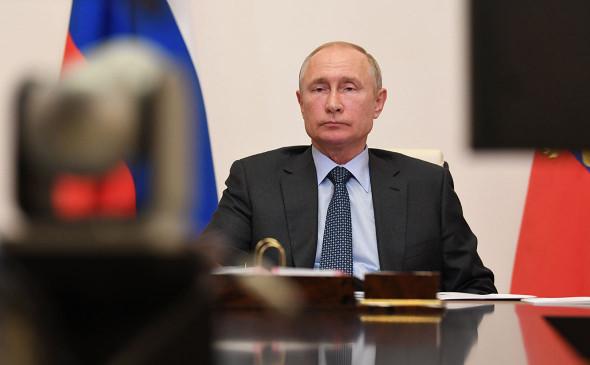 Путин не принял приглашение на саммит по вакцинам