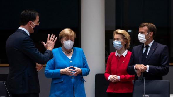 На что надеются руководители ЕС?