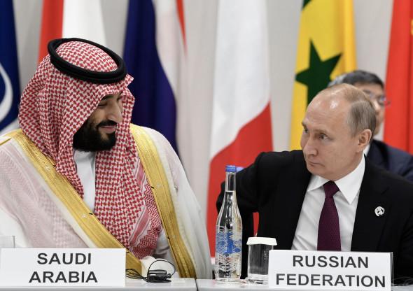 Cаудовская Аравия готовит новые скидки на нефть