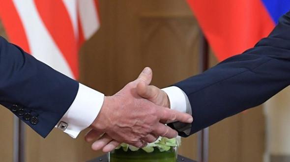 Российское «вмешательство»: от избрания Трампа, к ликвидации США