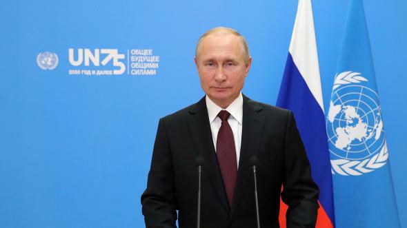 Путин призвал ограничить технологии ради традиций и морали