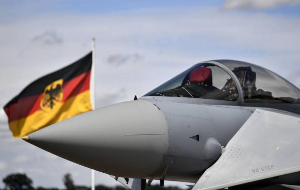 Германия участвует в секретных учениях НАТО со сценарием атомной войны