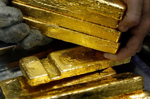 На границе с Китаем перехвачен грузовик с золотыми слитками