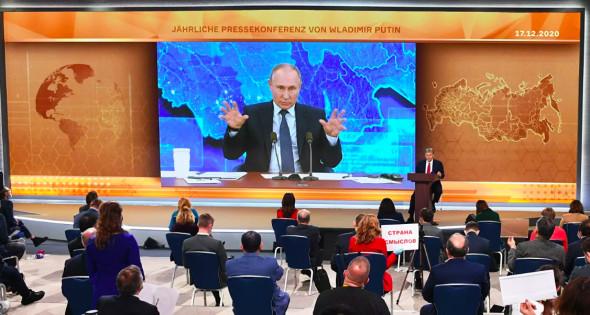 Путин привел Россию от «ручного управления» к системной работе