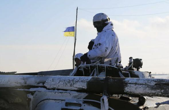 Киев хочет «забросать трупами» границу с Россией