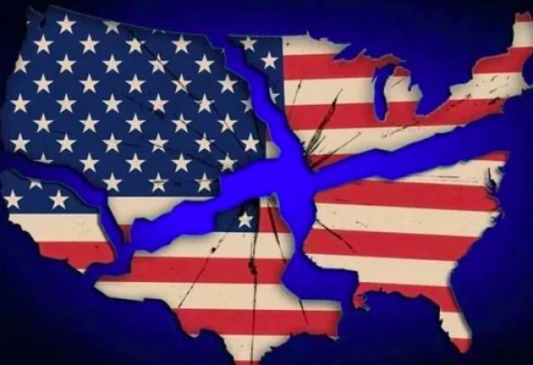 В США растут сепаратистские настроения